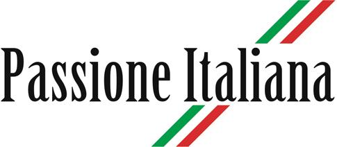 Passione Italiana Website