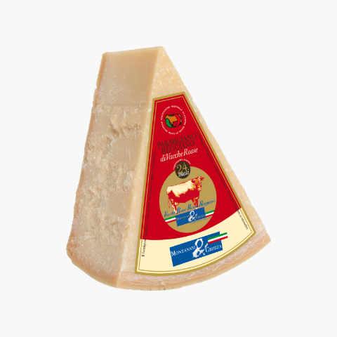 Parmigiano Reggiano di Vacche Rosse 24mån 2,2kg