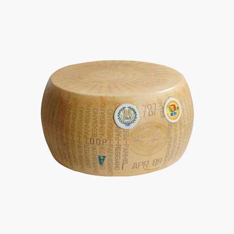 Parmigiano Reggiano di Vacche Rosse 24 mån hjul