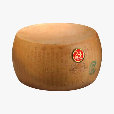 Parmigiano Reggiano Gusto Antico 24 mån hjul