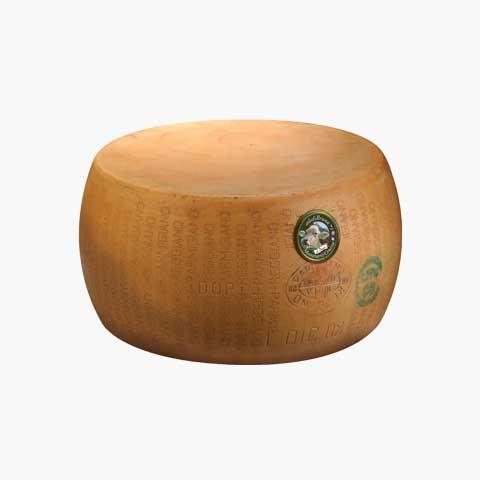 Parmigiano Reggiano di Solo di Bruna 24 mån hjul