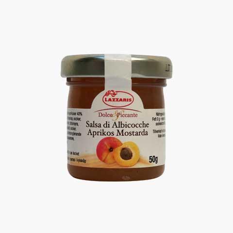 Aprikos Mostarda