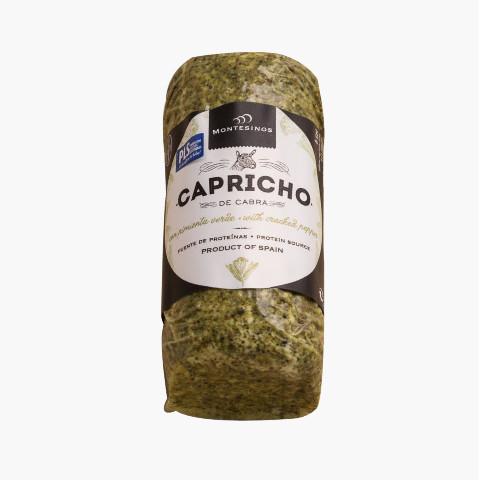 Capricho grönpeppar getostrulle