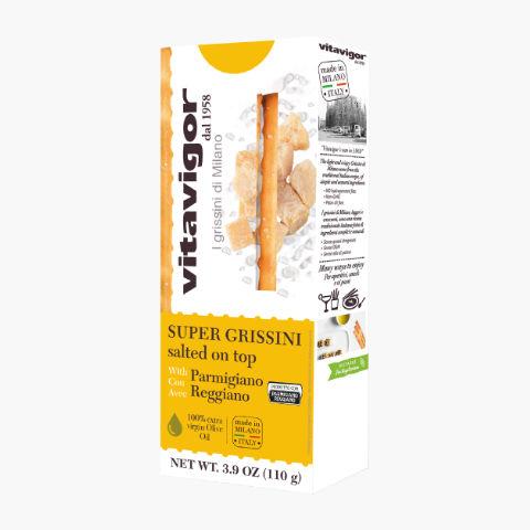 Super Grissini Parmigiano Reggiano