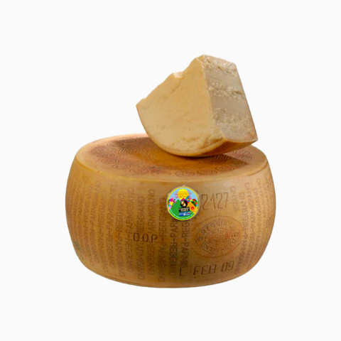 Parmigiano Reggiano di Montagna 24 mån hjul