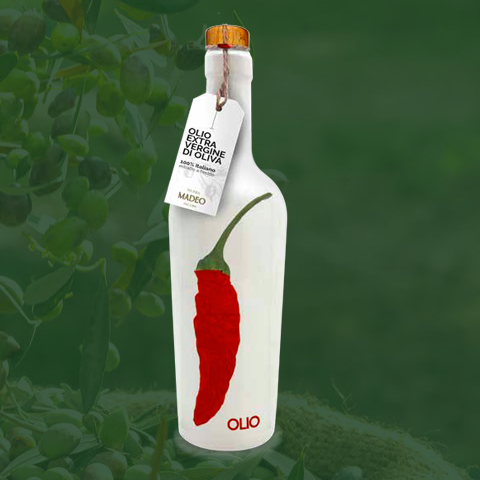 Olivolja Peperoncino 500ml