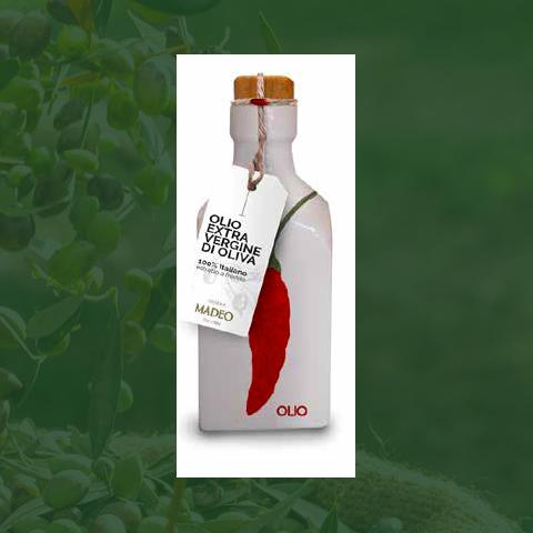 Olivolja Peperoncino 250ml