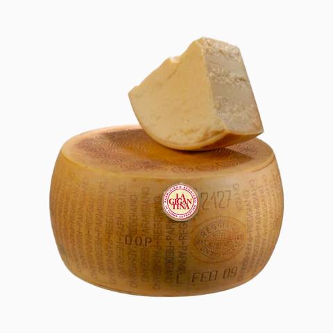Parmigiano Reggiano La Gigantina 30 mån hjul