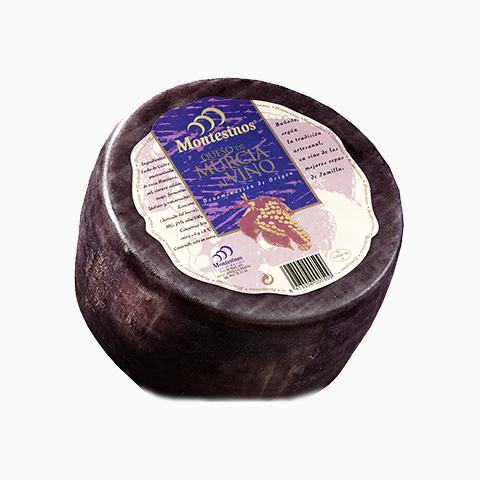 queso murcia al vino dop
