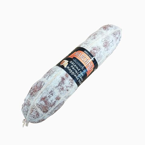 Salame con Parmigiano Reggiano
