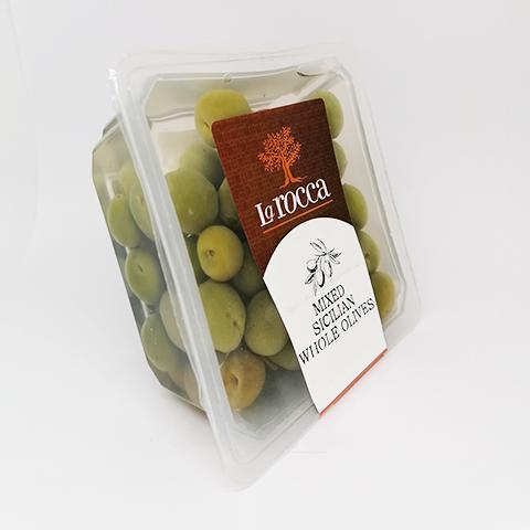 Siciliansk olivmix